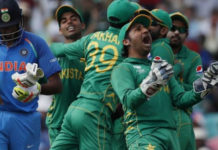 Pakistan beat Team India by a huge margin of 180 runs